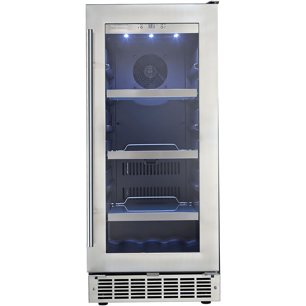 3.1 cu.ft. Capacity Integrated Beverage Center, Piedmont