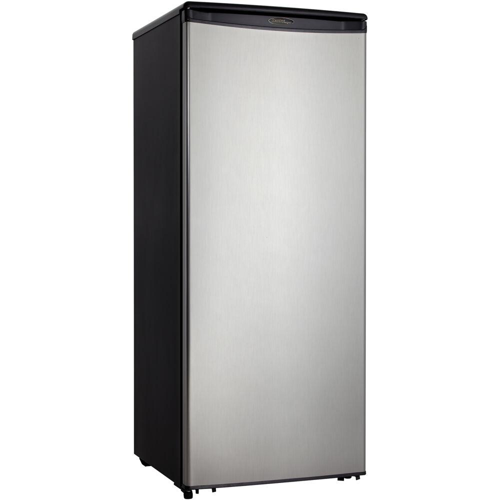 11 CuFt. All Refrigerator, 4 Slide Out Glass Shelves, Crisper, Worktop