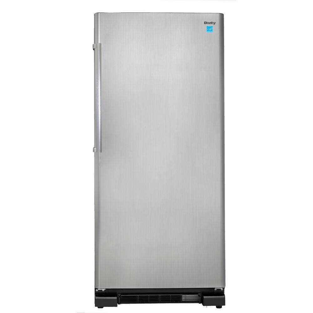 17 cuft Apartment Size Refrigerator, Two See-Thru Crispers, ESTAR