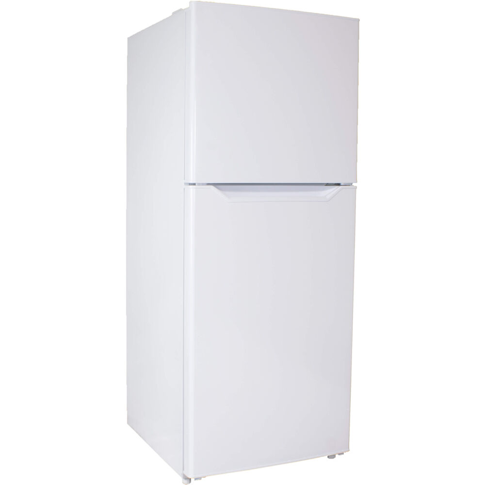 10.1 CuFt. Top Mount Freezer, Frost Free, Crisper with Cover