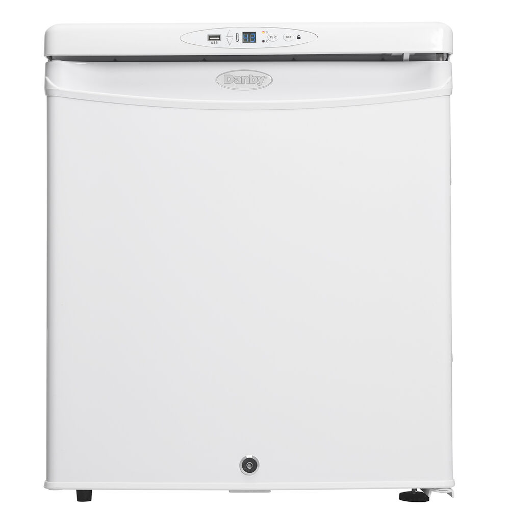 1.7 CuFt Refrigerator,Doorlock, Hospital Grade Power Cord,LED Lighting