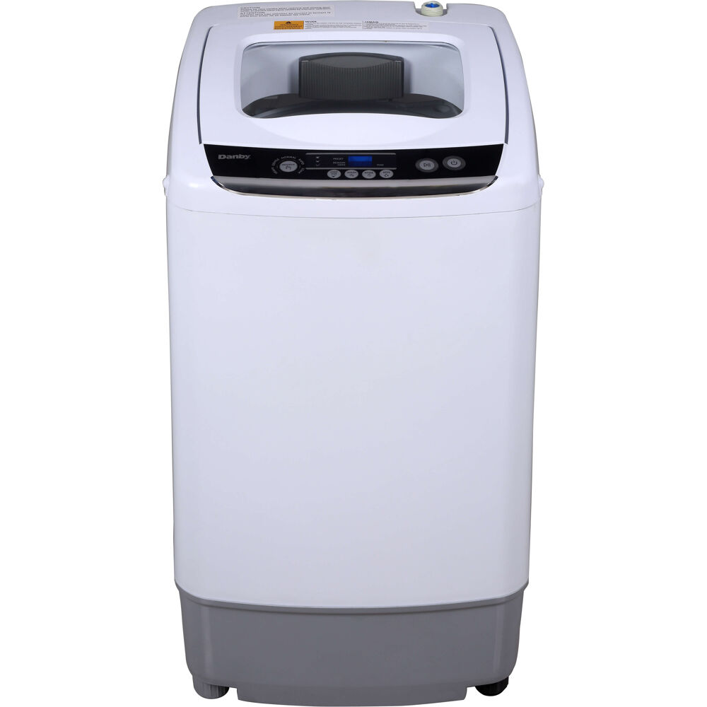 6.6 lbs Portable Top Load Washer, Quiet Operation, 5 Wash Programs