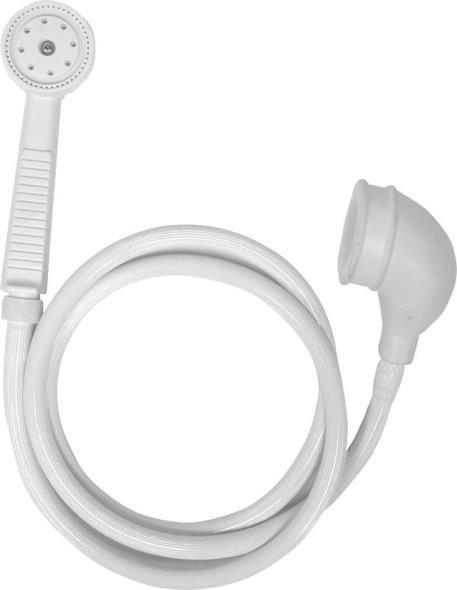 Danco Versaspray Handheld Showerhead, Plastic