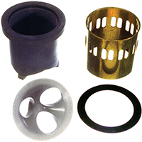 Danco 72531 Diaphragm Repair Kit, For Use With Old Style Sloan Royal, Regal and Crown Flush Valves