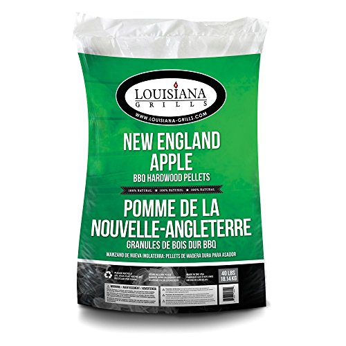 Dansons Louisiana New England Apple Grill Pellet, 40 lb