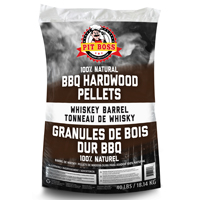PELLETS WD WHISKEY BARREL 40LB