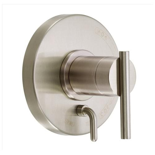 1 Handle Lever Faucet Trim ONLY *PARMA Brushed Nickel