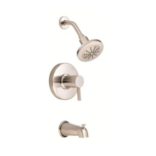 1 Handle Tub and Shower Trim Diverter Sptbn 2.5 GPM