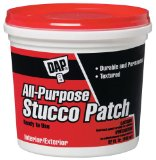 10504 QT WH STUCCO PATCH