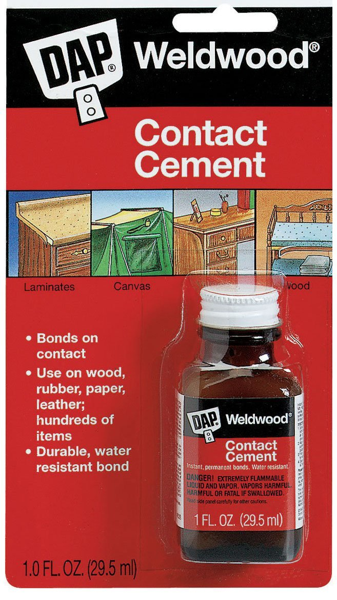 00102 1OZ WELWD CONTACT CEMENT