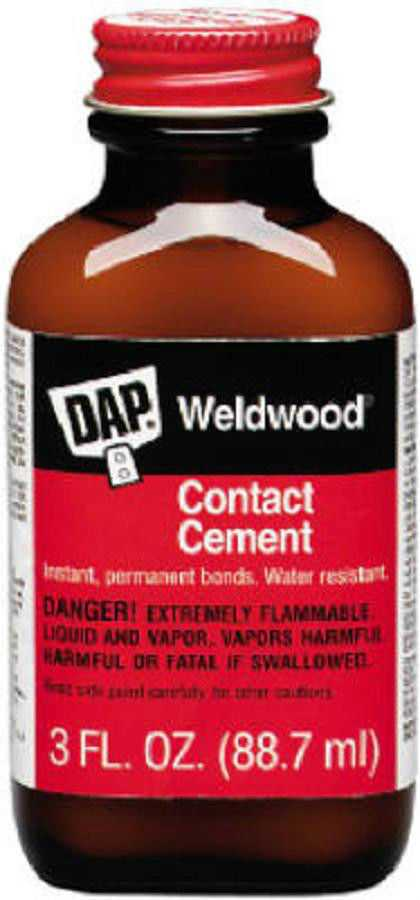 00107 3Oz CONTACT CEMENT
