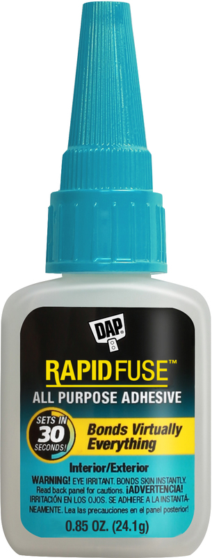 00155 ALLPURP RAPID FUSE GLUE