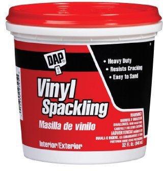 Quart White Spackling