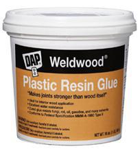 00203 LB PLASTIC RESIN GLUE