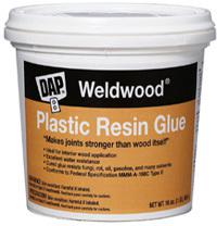 4.5 POUNDS TRUSS GLUE/WELDWOOD PLASTIC RESIN