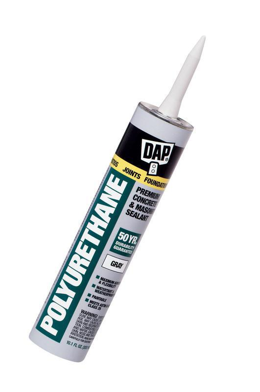 10.1 Oz Gray Polyurethane Caulk