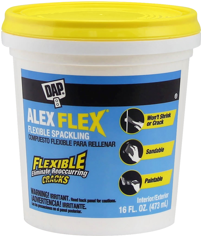 18742 16OZ ALEX FLEX SPACKLE