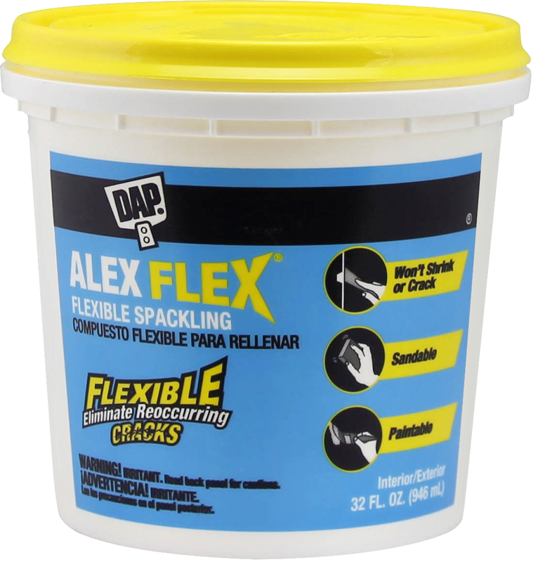 18743 32OZ ALEX FLEX SPACKLE