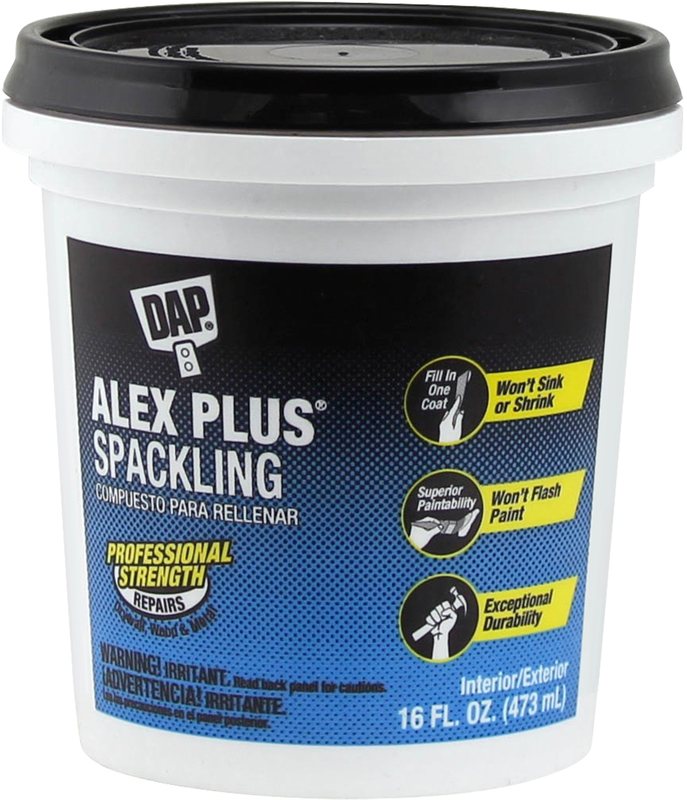 18745 16OZ ALEX PLUS SPACKLE