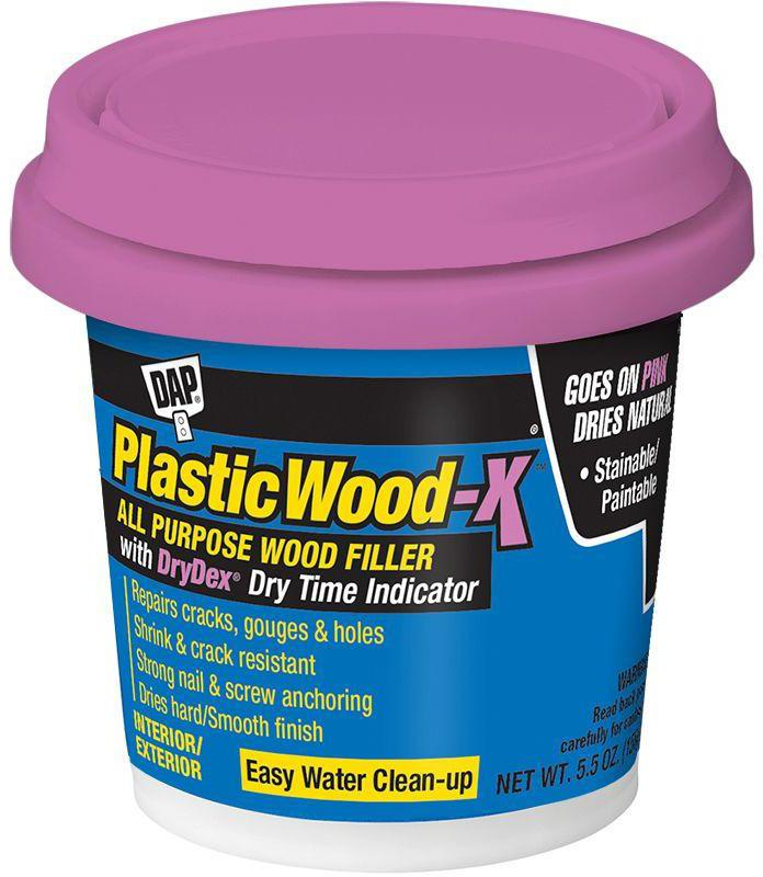 00540 5.5OZ PLASTIC WOOD-X