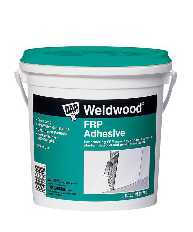 1-Gallon Weldwood FRP Adhesive, White