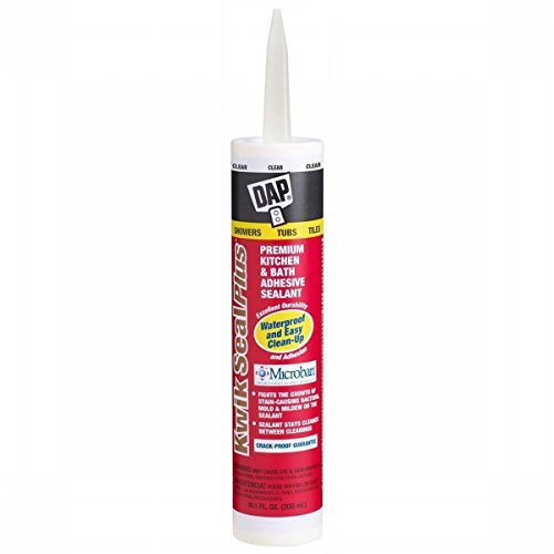 10.1Oz Clear Kwikseal Caulk