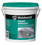 Quart Latex Carpet Cement
