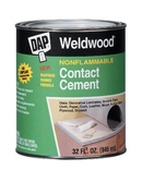1-GALLON NON-FLAMMABLE CONTACT CEMENT