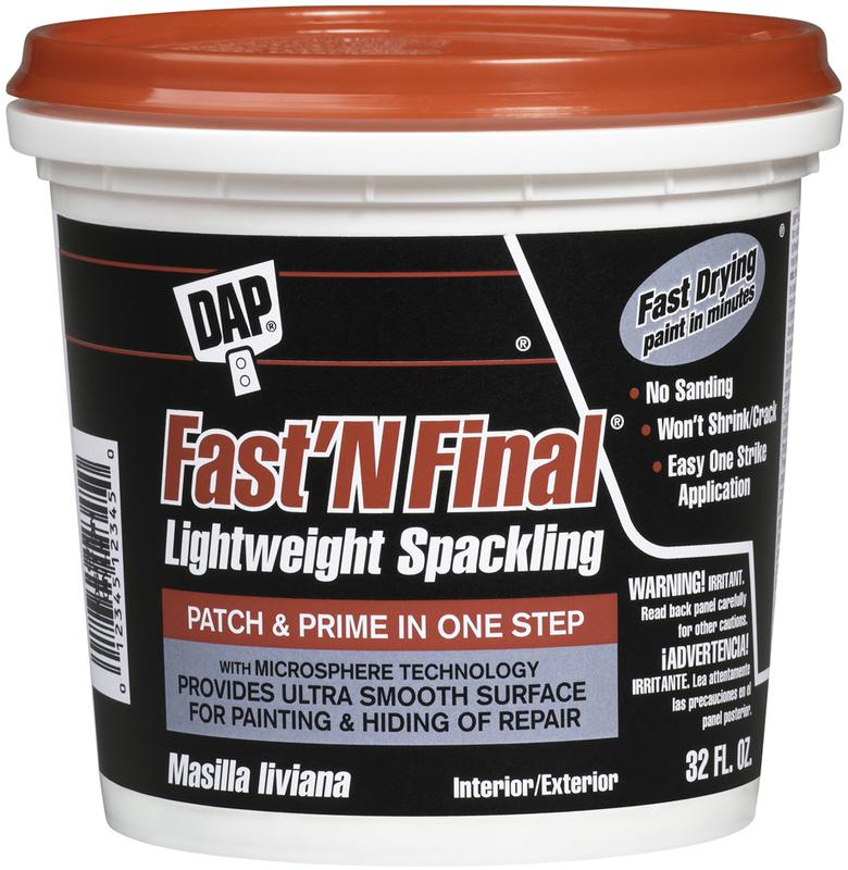 12143 1G FAST FT. N FINAL SPACKLNG
