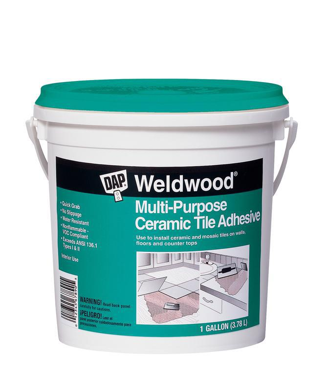 1-GALLON CERAMIC TILE ADHESIVE