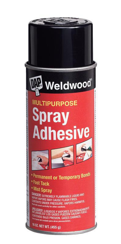 00118 16Oz MULPURP SP ADHESIVE