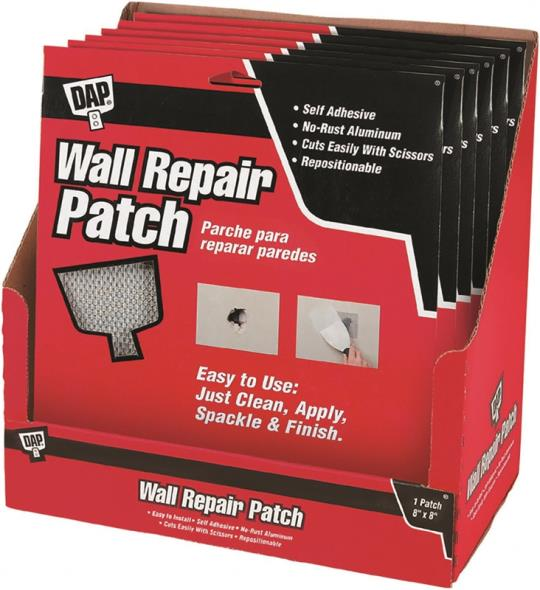PATCH REPR WALL SELF ADH 6X6IN