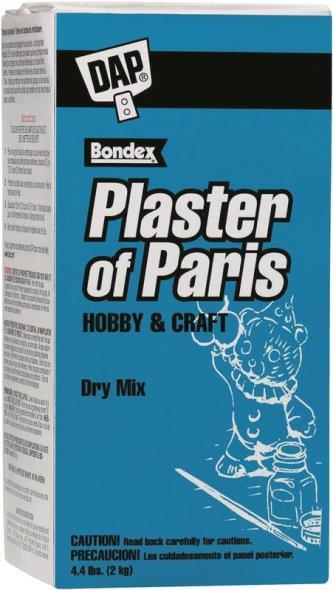 PLASTER OF PARIS POWDER 4.4LB