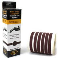 WORK SHARP 6PC GRIT BELT KIT