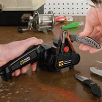Work Sharp WSKTS-C Knife and Tool Sharpener
