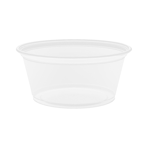 Conex Complements Portion/Medicine Cups, 3.25 oz, Clear, 2500/Carton