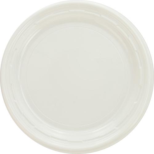 "Dart FamousService Plate - 6"", 8/125/cs, Plate,"