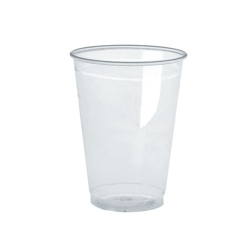 Ultra Clear Cups, Squat, 12-14 oz, PET, 50/Pack