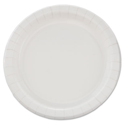 "Bare Eco-Forward Clay-Coated Paper Dinnerware, Plate, 8 1/2"" dia, 500/Carton"