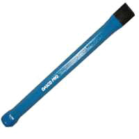 Dasco 419-0 Long Cold Chisel, 1 in Tip, 12 in OAL, High Carbon Steel