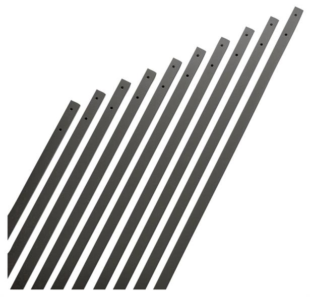 BALUSTER 32IN BLK TRADITIONAL