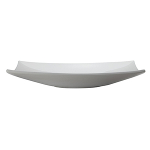 23 Rectangle Ceramic Above Counter Lavatory White