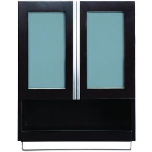 22X9X26 Wall Cabinet Espresso *Tyson