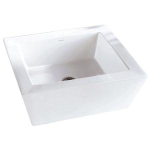 Square Ceramic White Vitreous China