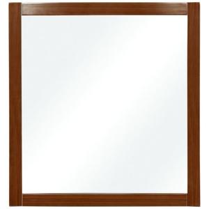 30 Wall Mirror Medium Walnut *gavin