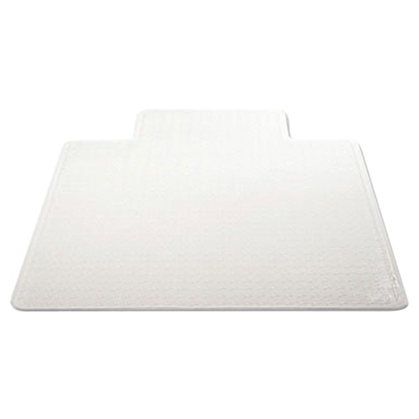 "Deflecto CM13113COM Chair Mat with Lip for Carpets (36"" x 48"", Low Pile)"