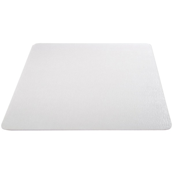 "DEFLECTO CM2E442FCOM 46"" x 60"" EconoMat Chair Mat for Hard Floors"