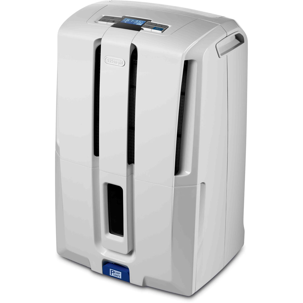 70 Pint Dehumidifier, Low Temp, Patented Pump, Energy Star