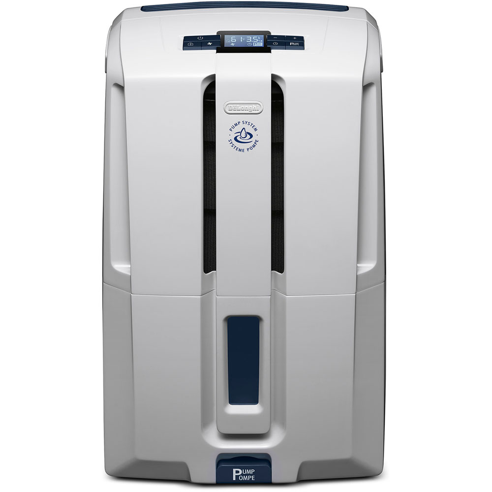 50 Pint Dehumidifier with Pump - Asthma & Allergy Certified