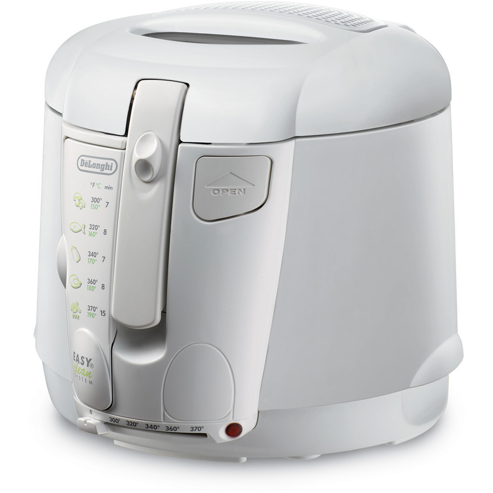 Deep fryer, CoolTouch
